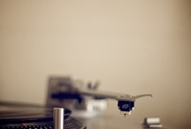 Music and turntable