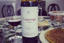 Nuestros vinos, Bodegas Comenge / Vinos de la Ribera del Duero, Vinos de Bodegas Comenge en Curiel de Duero, Valladolid