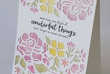 Just Add Text Stampin' Up!