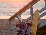 The Beach / Summer, surf and sun.