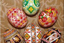 Ouă încondeiate