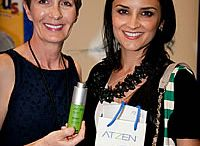 ATZEN Skin Care /  ATZEN - SUPERIOR TO ORGANIC S.C. ATZEN disrupts the industry with Superior to Organic™ skin care. ATZEN blends the best of scientific skin care with natural skin care and infuses it with a French flair by combining organic plants and vitamins with scientific ingredients that work such as INTACT DNA™, peptides, resveratrol, ATP (liquid energy), and growth factors. ATZEN products have no parabens and no petrochemicals. ATZEN uses only the very best ingredients for your skin. Today's consumers demand safe and effective skin care and ATZEN deliv
