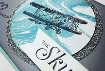 Stampin' Up! ~ Sky's the Limit