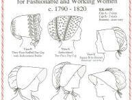 Historical Clothing / Genre of clothing throughout the years.