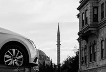 Istanbul Black and White / Black and white captures of Istanbul
