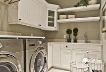 Laundry room / by Amber Hunsley