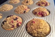 Gluten-free muffins & quick breads