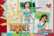 Scrapbook - Summer