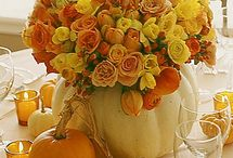 Holiday / Thanksgiving / Thanksgiving inspiration and decorative ideas for your holiday table.