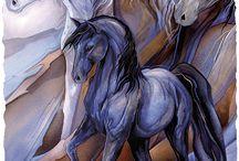 x konie x