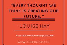 Daily Inspiration / Small sayings that are big on motivation