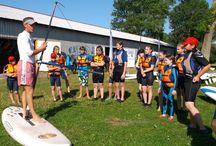 Obozy sportowe Lektora / Lektor Travel od lat organizuje w Dźwirzynie nad morzem obozy tenisowe i windsurfingowe dla dzieci i młodzieży w wieku 11 - 19 lat.  Nowością na lato 2015 są obozy fitness.