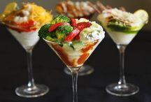 patoto treats in glass
