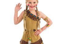 Disfraces indigena