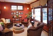 Livingroom / by Cheryl Deere