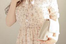 Asian Dress Style