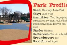 Summer parks / by Stephanie Drakeley