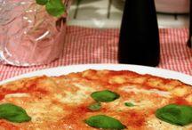 Pizza Rezepte / Pizza und Pizzateige selber machen. Leckere Pizza zu Hause zubereiten.   #Pizza #Pizzateig #Howtomake