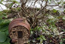 Fairy Homes / Amazing Fairy Homes from around the world