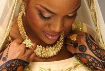 West African Brides