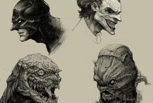 Arte De Personajes