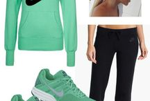 Workout/casual wear