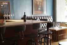 Wine Bars and Restaurants / Our favorite spots for finding Maysie Cellars Sangiovese and Rosato.