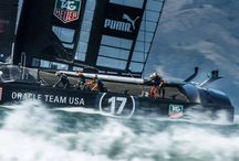 America's Cup racing returns to New York. / The 2016 calendar is released - the iconic sailing competition will return to New York for the first time since 1920 with Louis Vuitton America's Cup World Series racing on May 7-8, 2016.