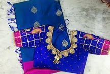 Blouses Designs / details of the new blouses collection..!!