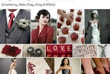 Weddings: Red / by Courtney Hart