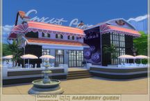 Commerce - Sims 4