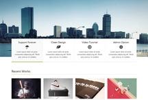 Premium WordPress Themes / by Wish Themes