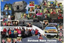 CM16013 Horsham Music Festival 2016 / 31 March—3 April 2016 (4 Days/3 Nights)