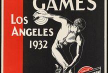 Παραολυμπιακές αφίσες / Paralympic games posters.
