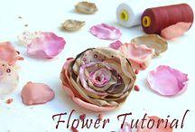 fiori tessuto