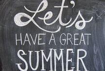 Summer Bucket List / by Lindzee Creech
