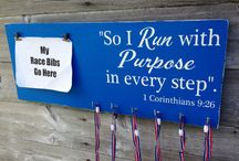 Running board / by Julia Thomas