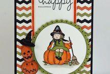 Halloween cards / by Sheila Dubiel