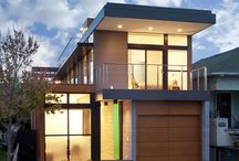 house ideas /  windows, floors, kitchens, book shelves,