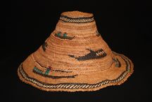 Northwest  coast Weaving: baskets, hats, earrings