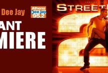 Avant premieres / Ο 95.2 Athens DeeJay έχει για εσάς πρώτες προβολές από το καλύτερες κινηματογραφικές ταινίες!