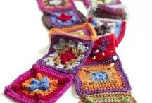 Crochet Granny Square stuff