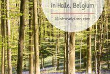 Belgium tour