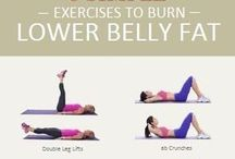 lower belly fat workout