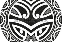 Maori patterns