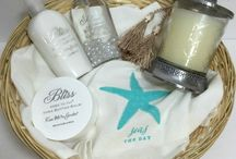 """Women's Gift Sets with """"Made in USA"""" Bath and Body Products"""