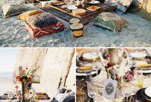Wedding theme Bohemian