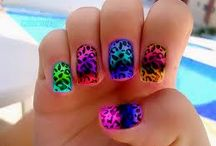 FUNKY NAILS / by Britney Robinson