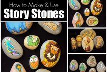 Příběhy z kamínků