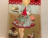 Julie Nutting Paper Dolls